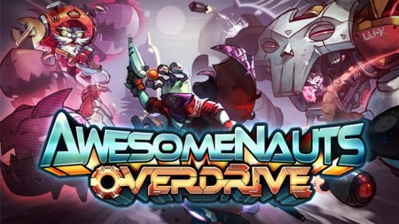 Tres personajes nuevos se apuntan a dar caña en la expansión Overdrive de Awesomenauts