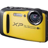 La Fujifilm FinePix XP90 es una compacta todoterreno que te podrás llevar hasta bajo el agua, por 149 euros