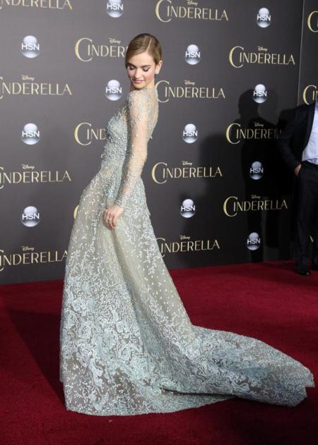 Cinderella Los Angeles Cate Blanchett Lily James (4)