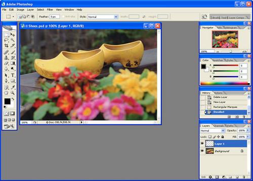 Foto de Evolución de la interfaz de Adobe Photoshop desde 1989 (22/24)