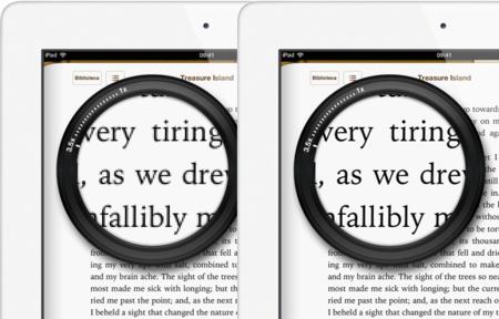 Pantalla Retina del nuevo iPad (2012)