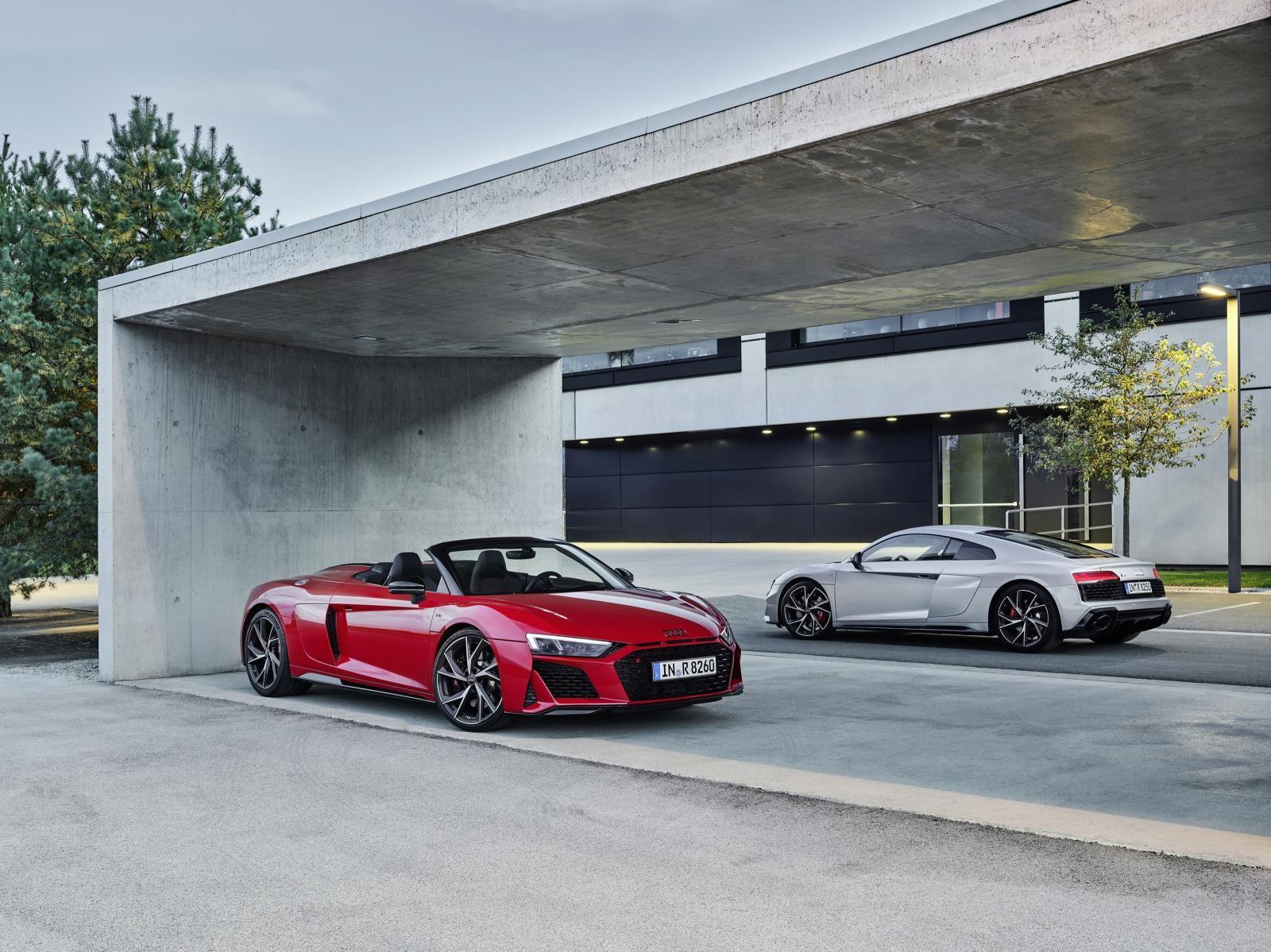Foto de Audi R8 V10 RWS (11/12)