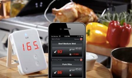 iGrill, el termómetro para cocinar y asar que se comunica con nuestro dispositivo móviles