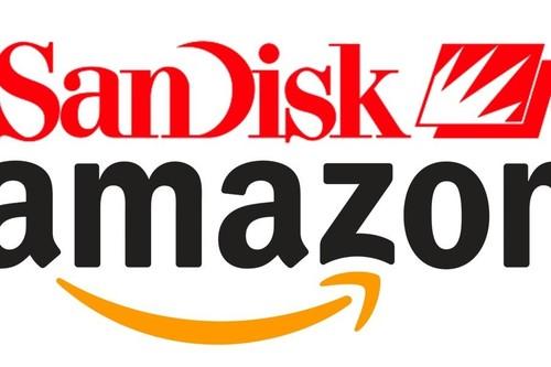 5 soluciones de memoria SanDisk rebajadas a sus precios  mínimos, ahora, en Amazon