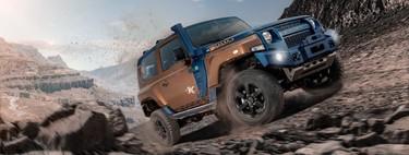 Troller TX4, el rival del Jeep Wrangler es un pequeño Ford Bronco que se fabrica en Brasil