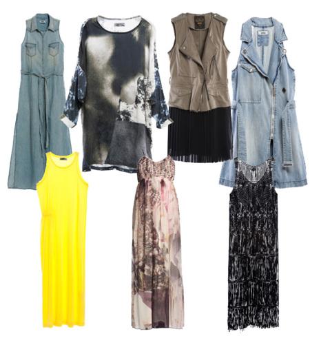 Diesel vestidos