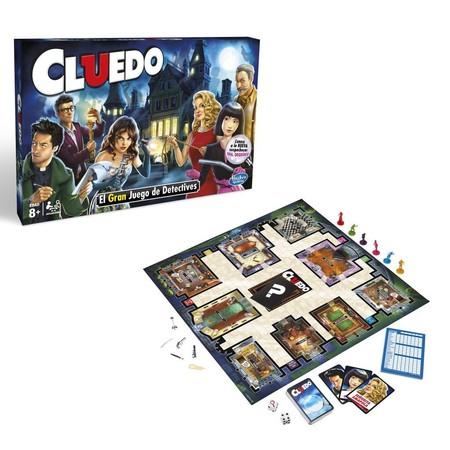 La versión en español del Cluedo, el juego de mesa de detectives, por sólo 11,99 euros
