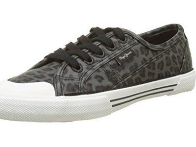 Las zapatillas Pepe Jeans London Abernew Smoke están disponibles desde 25,93 euros en Amazon