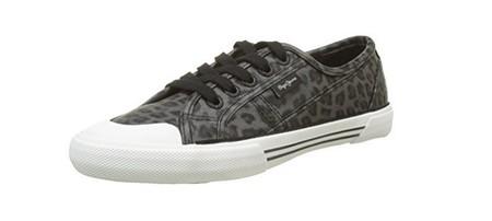 Las zapatillas Pepe Jeans London Abernew Smoke están disponibles desde 21,67 euros en Amazon