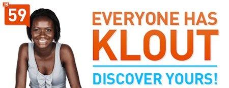 Klout sigue creciendo, o la necesidad de medir la influencia en Social Media