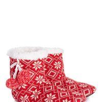 Pantuflas navideñas por 5 euros