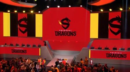 Shanghai Dragons pierden los 40 partidos de la primera temporada de la Overwatch League
