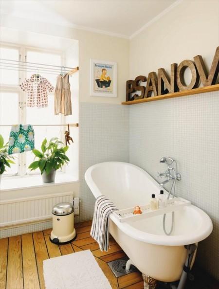 Foto de Casas que inspiran: aprovechar el espacio también en una casa amplia (11/12)