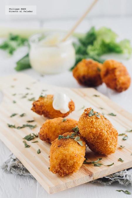 Nuggets de pollo. Receta básica