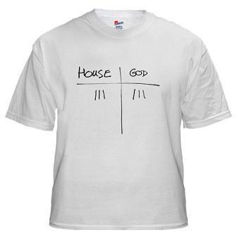 Camiseta House 3 - Dios 3