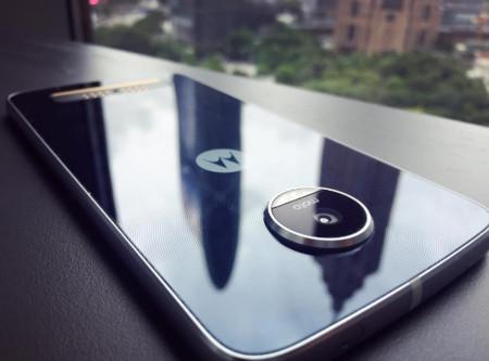 Moto Z Play Panel De Cristal