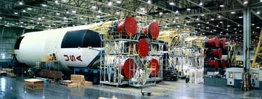 """Permanecer frío a 3.300ºC y llegar al 99% de eficiencia: la """"magia"""" y los números de los motores para cohetes espaciales"""
