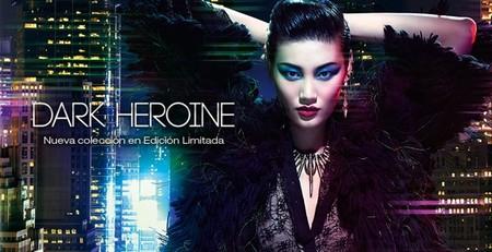 Llega Dark Heroine, la nueva línea de maquillaje en edición limitada de Kiko