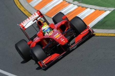Ferrari pierde la primera batalla