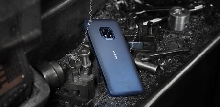 Nokia XR20: un gama media a prueba de golpes, con 5G y lentes ZEISS
