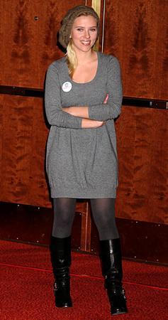 Scarlett Johansson de Primera Dama