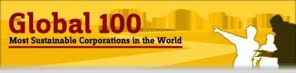 Las 100 empresas mundiales en sostenibilidad
