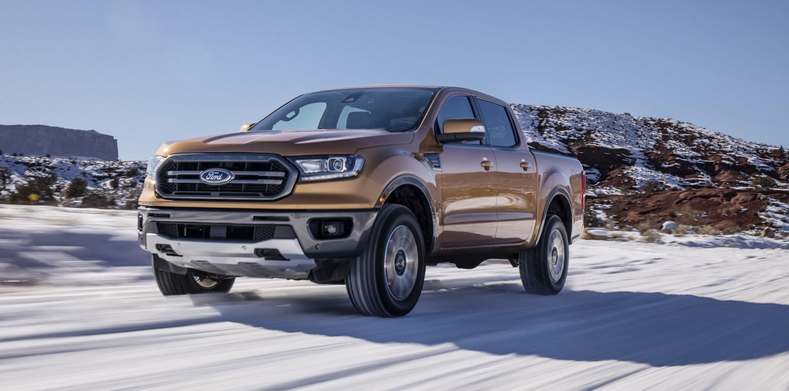 Foto de Ford Ranger 2019 (7/22)