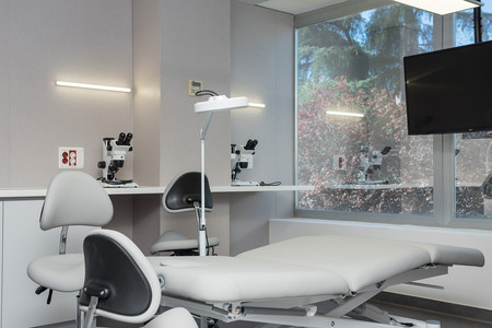Clinica Sala Quirofano