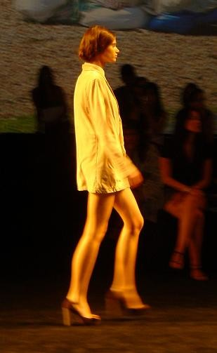 Pasarela 080 Barcelona Fashion primavera/verano 2009: Martin Lamothe