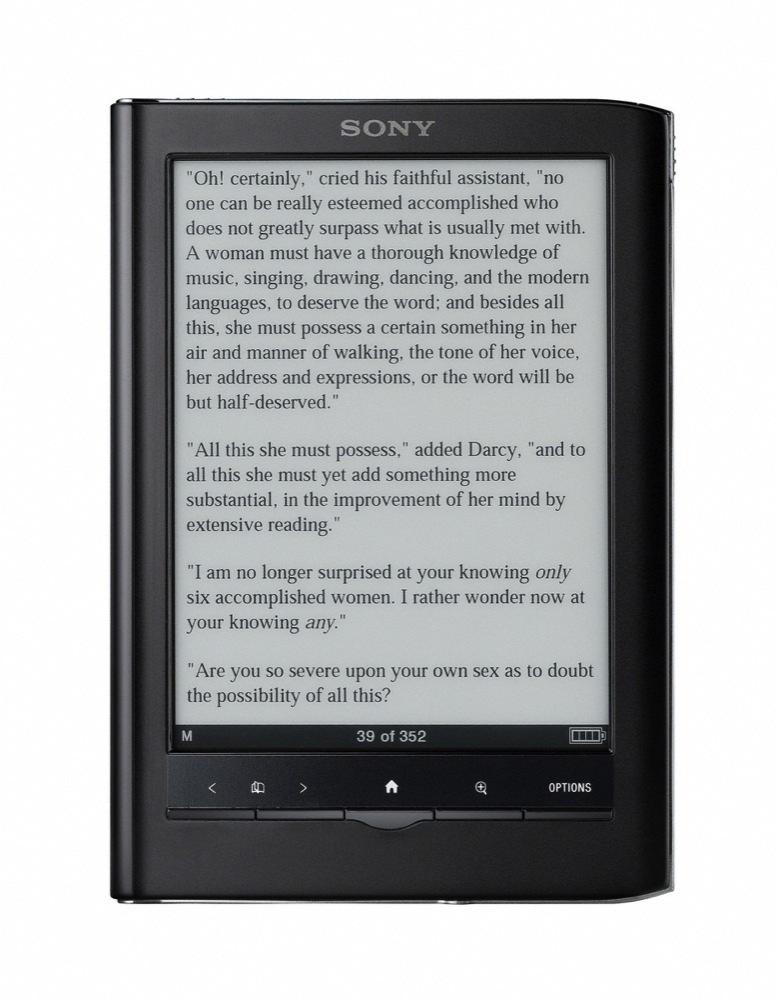 Foto de Sony Reader Pocket y Touch Edition (4/5)