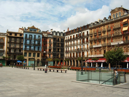 Pamplona Plaza Castillo Jule Berlin 01