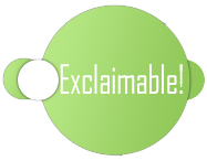 Exclaimable, exprésate con vídeos, audio, textos o dibujos