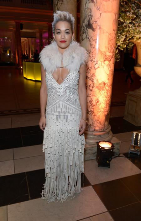 Rita Ora The Glamour of Italian Fashion