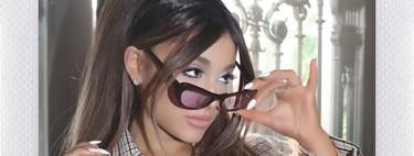 Ariana Grande nos inspira para lucir una manicura perfecta en casa con estos cinco modelos de uñas postizas