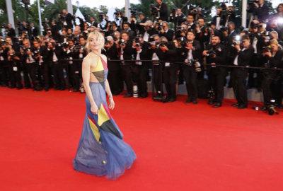 El estilo sigue mandando en Cannes 2015, todos los vestidos de la cuarta jornada de Festival