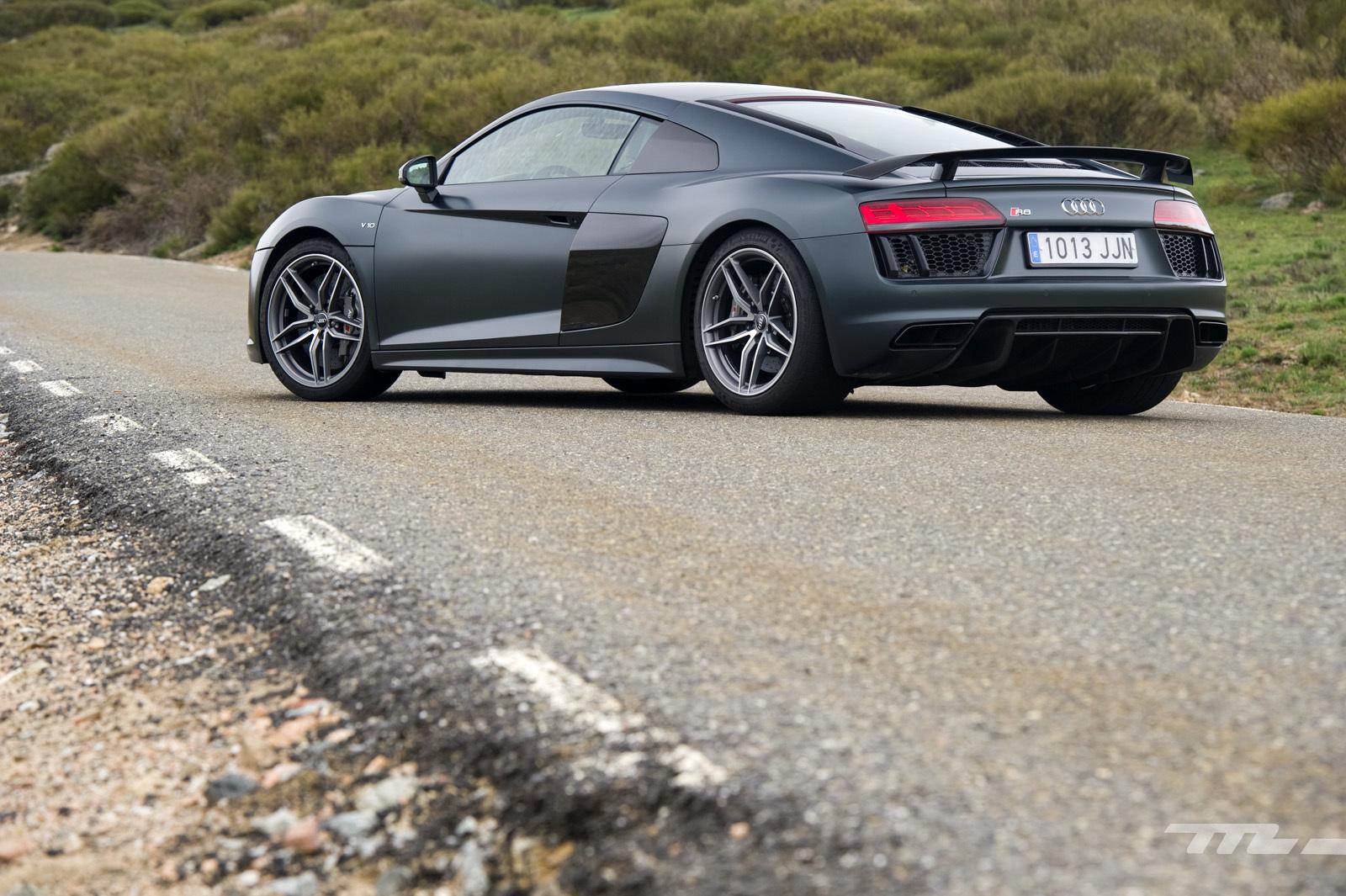 Foto de Audi R8 V10 Plus (prueba) (2/39)
