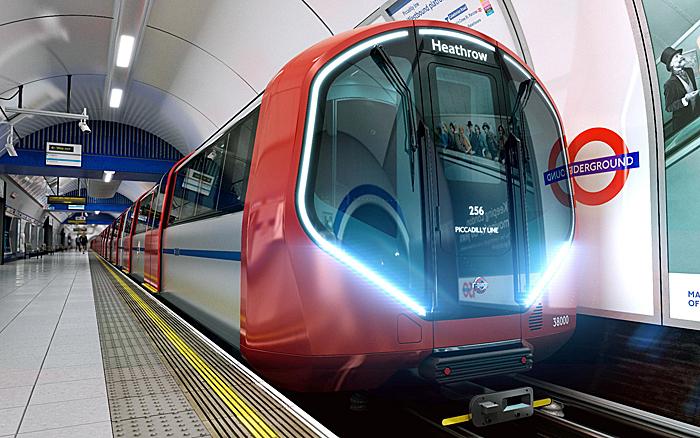 Foto de Metro de lOndres nuevo (9/9)
