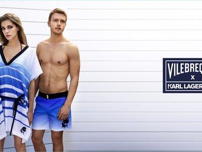 Vilebrequin X Karl Lagerdeld: la colaboración más chic del universo swimwear