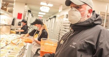 José Andrés y su fundación solidaria ganan el Basque Culinary World Prize por su ayuda en la pandemia