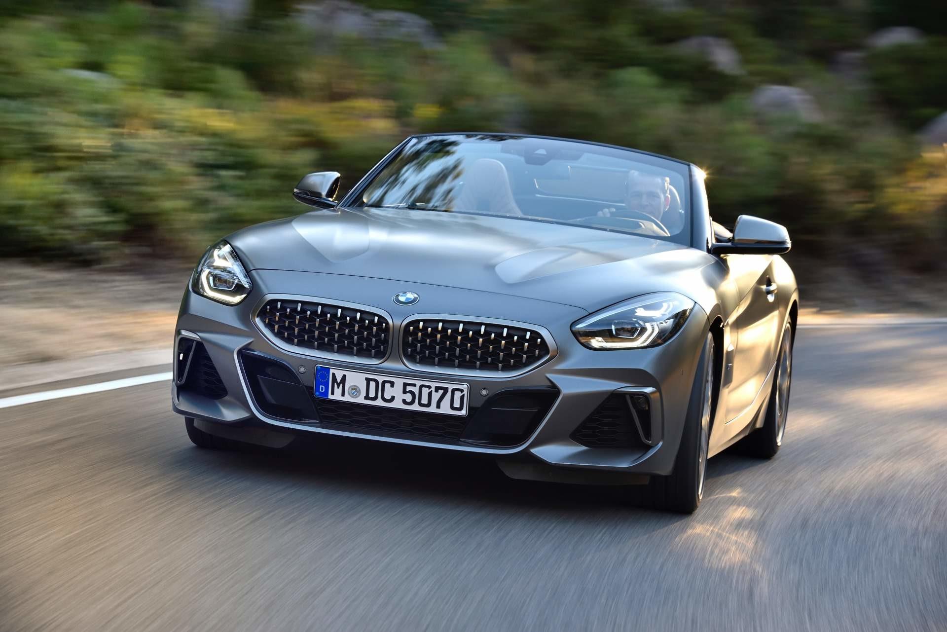 Foto de BMW Z4 M40i 2019 (20/84)