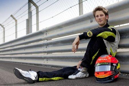 Romain Grosjean probará un BMW del DTM