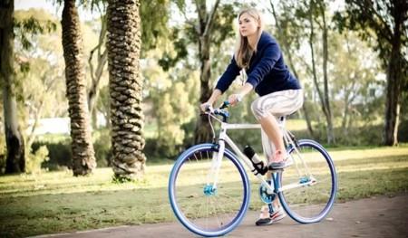 Adiós a las ruedas desinfladas de nuestra bicicleta con el siguiente gadget
