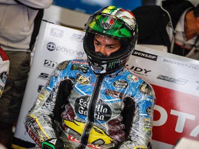 Pase lo que pase en 2017, Franco Morbidelli correrá en MotoGP en 2018 con el Marc VDS Racing