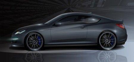 Hyundai Genesis Hurricane SC Coupé, adelanto de lo que veremos en el SEMA Show