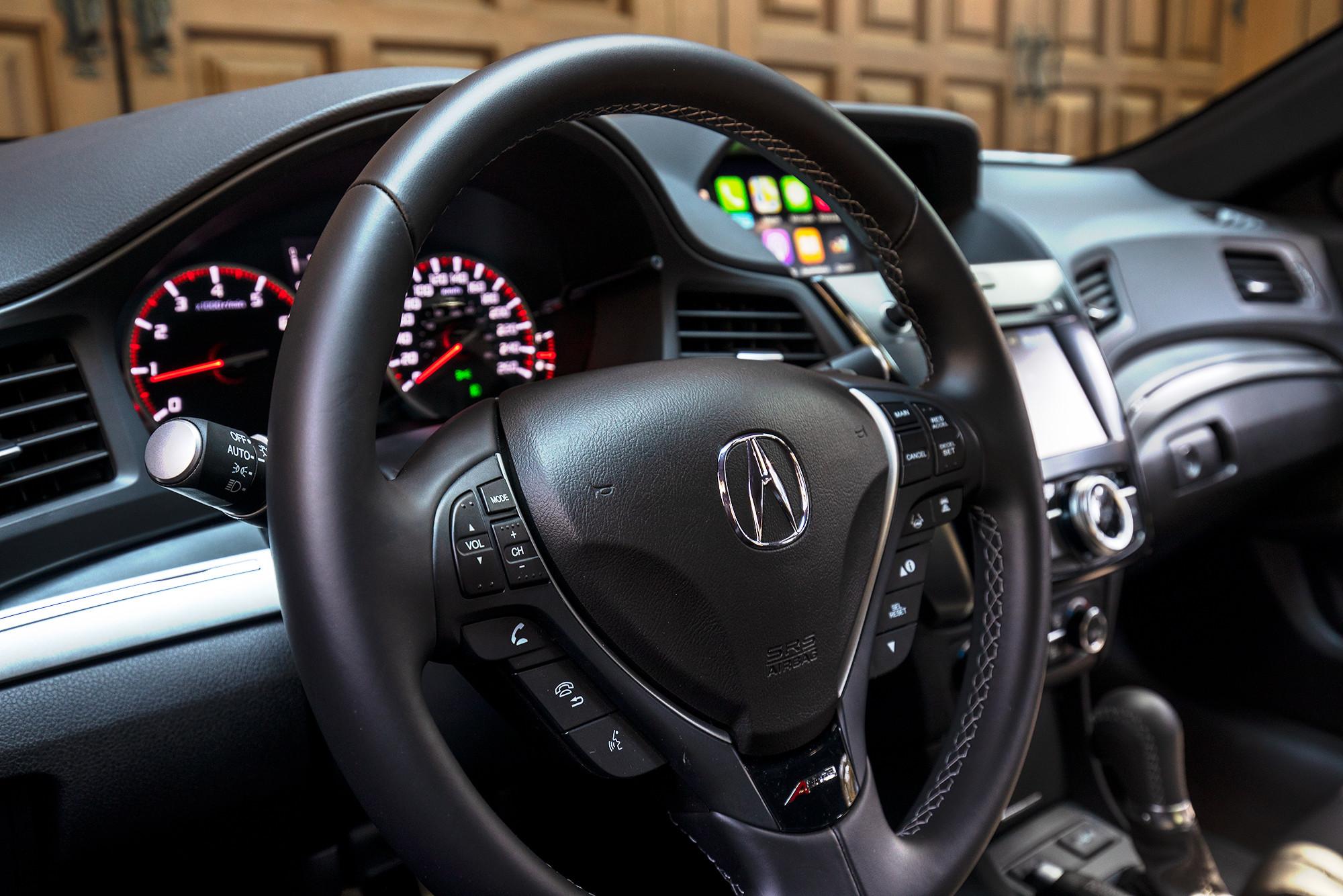 Foto de Acura ILX 2019 (lanzamiento) (16/27)