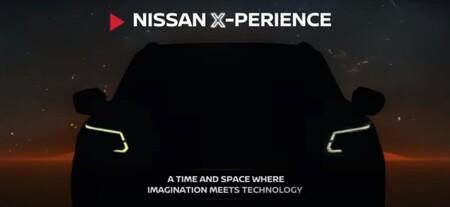 La Nissan Terra 2021 se asoma en este teaser: la versión SUV de la pick-up NP300