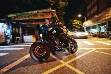 Yamaha Xjr 1300 Yard Built