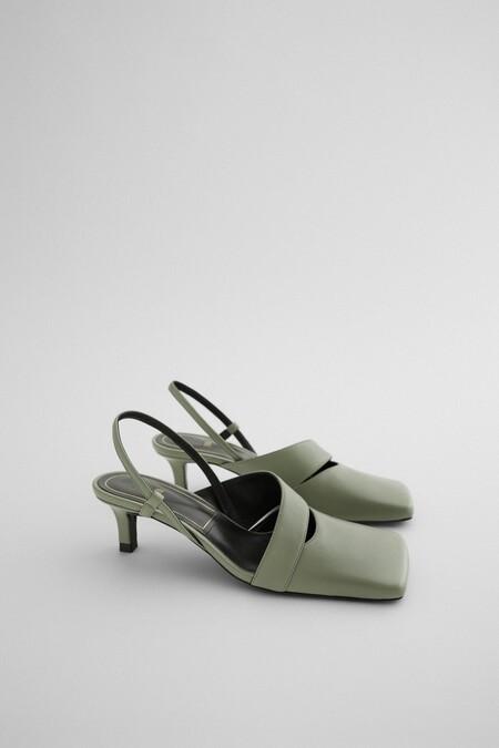 Zara Bf 2020 Zapatos Punta Cuadrada 05