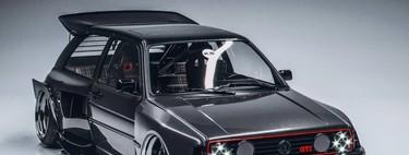 El Volkswagen Golf GTI Mk I más radical que has visto está a punto de volverse realidad