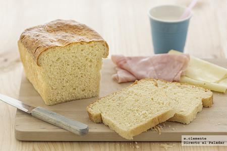 Pan de molde dulce-salado: receta versátil para desayunos y meriendas al gusto de todos